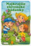 Najkrajšie slovenské hádanky - Ladislava Pechová