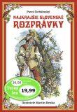 Najkrajšie slovenské rozprávky - Pavol Dobšinský, ...