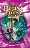 Narga, mořská nestvůra - Beast Quest (15) - Adam Blade