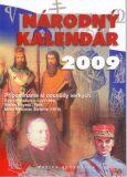 Národný kalendár 2009 - Kolektív autorov