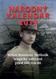 Národný kalendár 2019 - Štefan Haviar