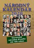 Národný kalendár 2020 - Štefan Haviar
