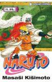 Naruto 11 -  Zapálený učedník - Masaši Kišimoto