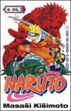 Naruto 8 - Boj na život a na smrt - Masaši Kišimoto
