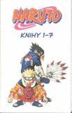 Naruto BOX 1-7 - Masaši Kišimoto