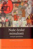 Naše české minulosti aneb jak vzpomínáme - Kamil Činátl