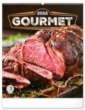 Nástěnný kalendář Gourmet 2022, 48 x 56 cm - Presco Group