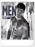 Nástěnný kalendář Men 2022, 30 x 34 cm - Presco Group