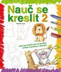 Nauč se kreslit 2 - Nauč se kreslit krok za krokem zvířata a postavy z džungle - Rosa M. Curto