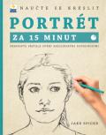 Naučte se kreslit Portrét za 15 minut - Jake Spicer