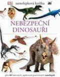 Samolepková knížka Nebezpeční dinosauři - JIRI MODELS
