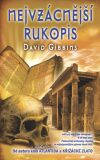 Nejvzácnější rukopis - David Gibbins
