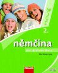 Němčina pro jazykové školy nově 2 - učebnice - Věra Höppnerová