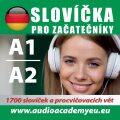 Němčina slovíčka pro začátečníky A1, A2 - kolektiv autorů