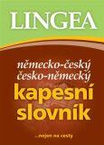 Německo-český, česko-německý kapesní slovník - kolektiv autorů,