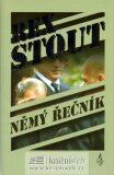 Němý řečník - Rex Stout