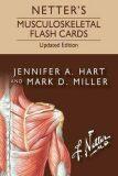 Netter´s Musculoskeletal Flash Cards Upd - Hart Jennifer