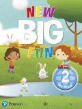 New Big Fun 2 Big Book - Mario Herrera