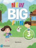 New Big Fun 3 Big Book - Mario Herrera