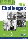 New Challenges 3 Workbook w/ Audio CD Pack - Amanda Maris