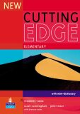 New Cutting Edge Elementary Students´ Book - Sarah Cunningham