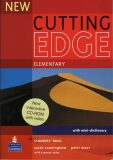 New Cutting Edge Elementary Students´ Book w/ CD-ROM Pack - Sarah Cunningham