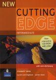 New Cutting Edge Intermediate Students´ Book w/ CD-ROM Pack - Sarah Cunningham
