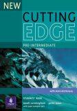 New Cutting Edge Pre-Intermediate Students´ Book - Sarah Cunningham