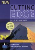 New Cutting Edge Upper Intermediate Students´ Book w/ CD-ROM Pack - Sarah Cunningham
