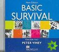 Basic Survival: Class A-CD - Peter Viney