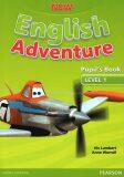 New English Adventure 1 Pupil´s Book w/ DVD Pack - Anne Worrall, Lambert Viv