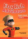 New English Adventure 2 Pupil´s Book w/ DVD Pack - Bruni Cristiana, ...