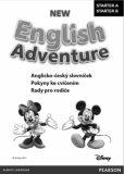 New English Adventure STA A a B slovníček CZ - Bohemian Ventures