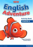 New English Adventure STA A Activity Book w/ Song CD Pack - Bruni Cristiana, ...