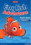 New English Adventure STA A Pupil´s Book w/ DVD Pack - Bruni Cristiana, ...