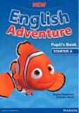 New English Adventure STA A Pupil´s Book w/ DVD Pack - Bruni Cristiana, ...