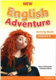 New English Adventure STA B Activity Book w/ Song CD Pack - Anne Worrall
