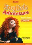 New English Adventure STA B Pupil´s Book w/ DVD Pack - Bruni Cristiana, ...