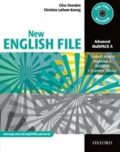 New English File Advanced Multipack A - Clive Oxenden
