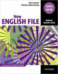 New English File Beginner Student´s Book - Clive Oxenden