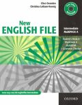 New English File Intermediate Multipack A - Clive Oxenden
