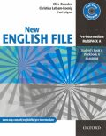 New English File Pre-intermediate Multipack A - Clive Oxenden