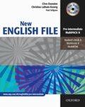 New English File Pre-intermediate Multipack B - Clive Oxenden