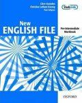 New English File Pre-intermediate Workbook - Oxenden Clive