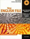 New English File Upper Intermediate Multipack B - Clive Oxenden