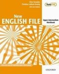 New English File Upper Intermediate Workbook - Clive Oxenden