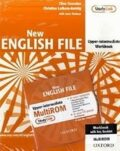 New English File Upper Intermediate Workbook with Answer Booklet and Multi-ROM Pack - Ch. Latham-Koenig, ...