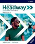 New Headway Advanced Multipack A with Online Practice (5th) - John a Liz Soars