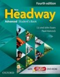 New Headway Advanced Student´s Book with iTutor DVD-ROM (4th) - John and Liz Soars