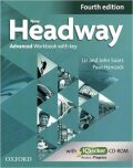 New Headway Advanced Workbook with Key and iChecker CD-ROM (4th) - John and Liz Soars